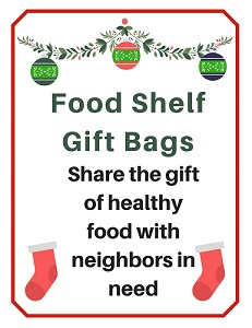 Gifts of Groceries for Neighbors in Need