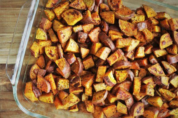 local rutland sweet potatoes