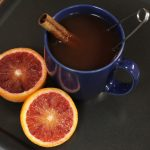 Blood Orange Hot Toddy