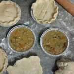 Personal Pot Pies